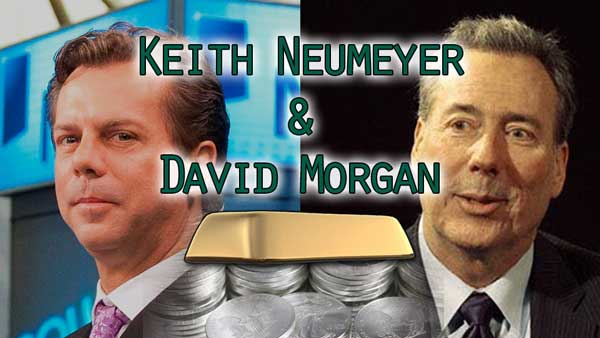 Silver in 2016, What You Need to Know w/ David Morgan & Keith Neumeyer