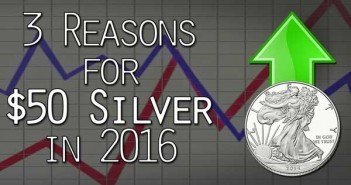 Silver will break $50 in 2016