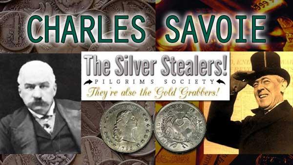 The True History of Silver, Monetary Usage & Secret Societies – Charles Savoie of SilverStealers.net