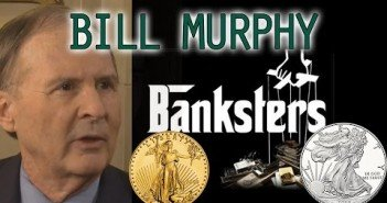 This is the Gold Cartel's Endgame, $100 Silver Coming Quick - Bill Murphy Interview