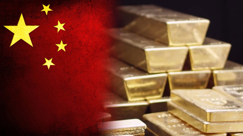 Why the Gold Price is About to go Ballistic: China