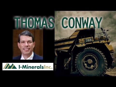 A Winning Trade with Big Insiders – Thomas Conway of I-Minerals Interview