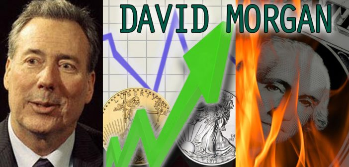 Gold & Silver Rising Fast Amidst Coming Death of Fiat Currency - David Morgan Important Interview