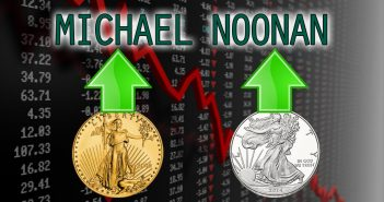 Severe Market Correction; You Can Only Save Yourself With Gold & Silver - Michael Noonan of EdgeTraderPlus.com