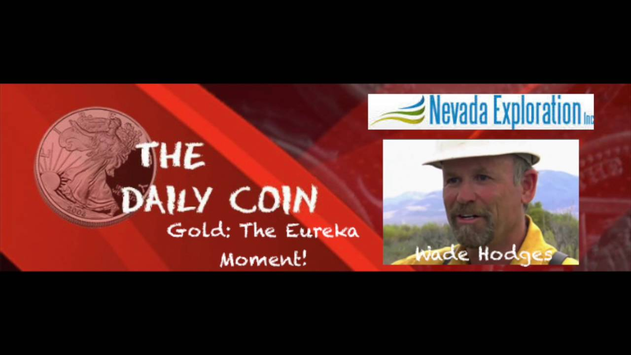 Wade Hodges – Gold: The Eureka Moment!