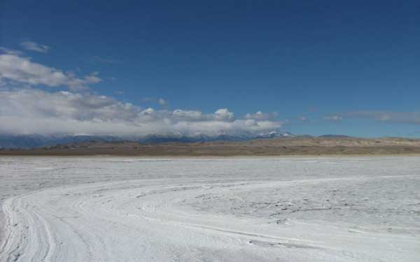Fish Lake Valley Property - American Lithium