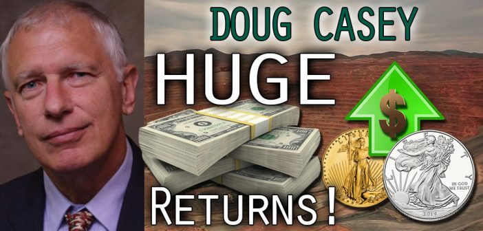 The Economy Has Fell off a Cliff and Nothing can Stop Coming Crash - Doug Casey Interview
