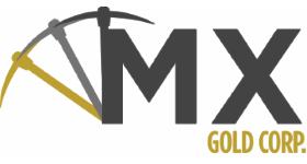MX Gold Corp Logo