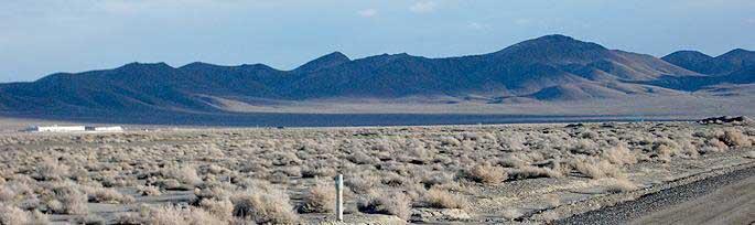 San Emidio Property - American Lithium