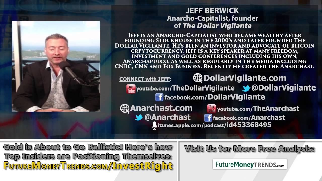 Jeff Berwick on BREXIT, Bilderberg, Bitcoin, Freedom & Parenting