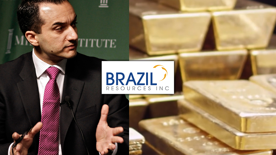 Update on the Best Performing Gold Stock Then & Now – Amir Adnani of Brazil Resources
