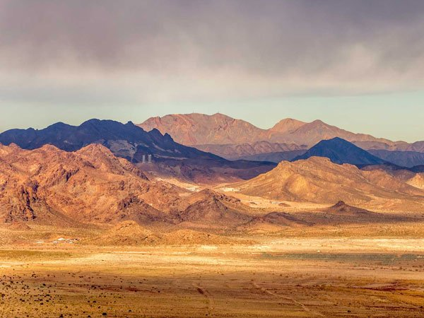 Desert Background - Advantage Lithium