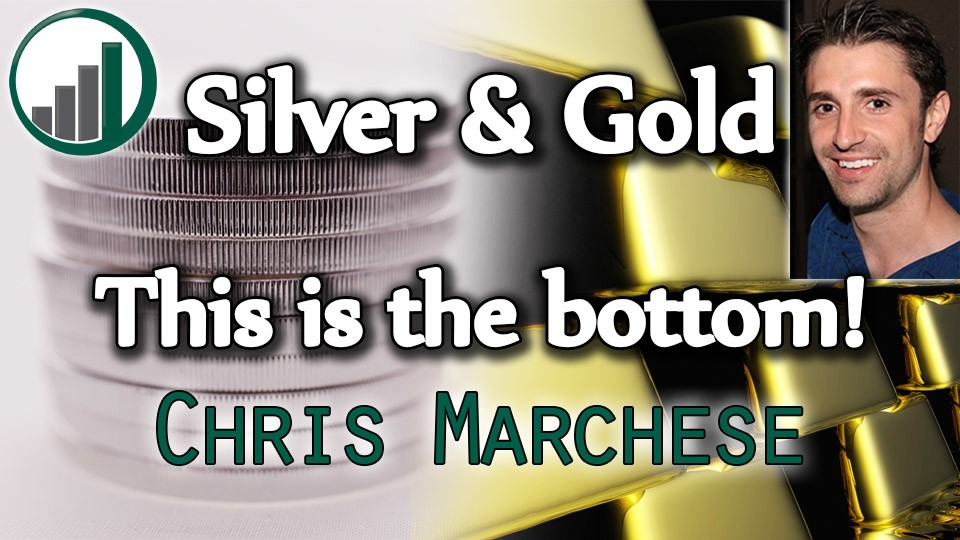 Silver, Gold & Mining in Confirmed Bull Market, Prepare for More Gains! – Chris Marchese Interview