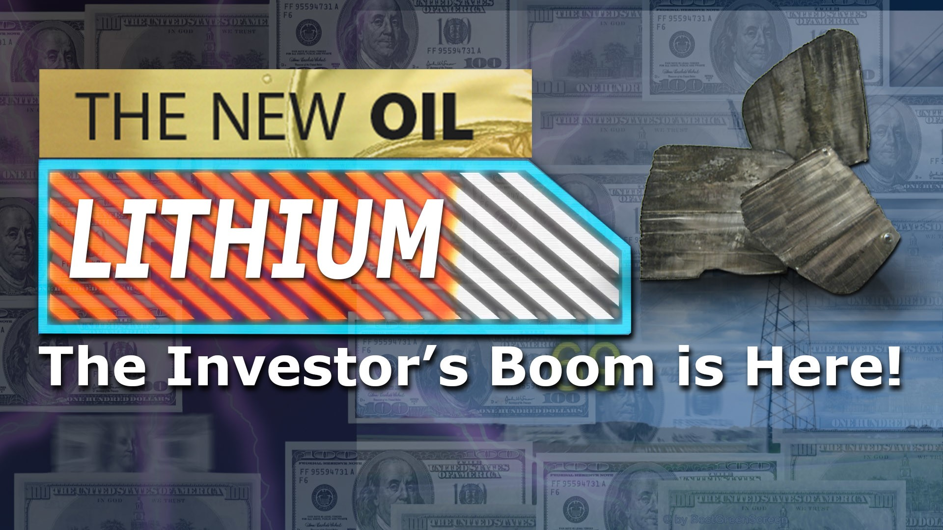 The Lithium Boom is Here! – To investors, this is the New Oil! – David Sidoo Interview