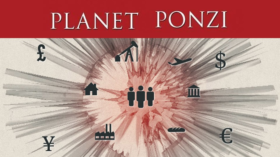 Planet Ponzi Bubble about to Burst! World Debt Unsustainable – Mitch Feierstein Interview
