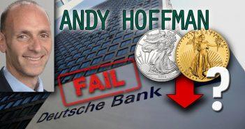Andy Hoffman,Miles Franklin,physical bullion,gold bullion,buy gold,buy silver,silver bullion,physical silver,silver manipulation,gold manipulation,Deutsche Bank,zerohedge