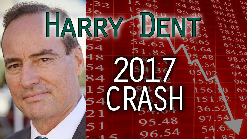 Crash in 2017, Demographics & Politics Guarantee It – Harry Dent Interview