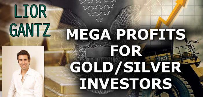 Future Money Trends,Lior Gantz,Interview,mining stocks,get rich,wealth,increase wealth,retirement,401k,Japan Gold,K92 Mining,Keith Neumeyer,Inca One