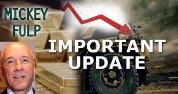 Mickey Fulp, Mercenary Geologist,gold mining,GDX,GDXJ,market correction,gold crash,silver crash,silver manipulation,gold manipulation,Andy Hoffman,Steve St. Angelo,TF Metals,SGT Report,sgtbull07
