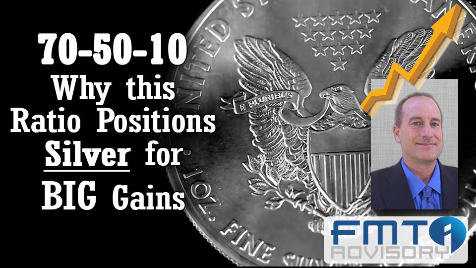 70-50-10 Why Silver is Positioned for Big Gains & More with Nicholas Green of FMT Advisory