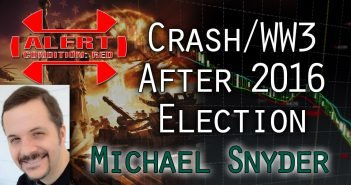 Future Money Trends,Michael Snyder,Interview,economic collapse,economic crash,world crash,world depression,Michael Rivero,voter fraud,voting machine rigging,vote rigging,Clinton conspiracy,crooked hillary,Donald Trump,world war 3,ww3,CrushTheStreet.com,if ww3 started,nuclear war