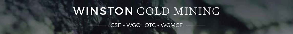 Winston Gold Mining Corp - Banner