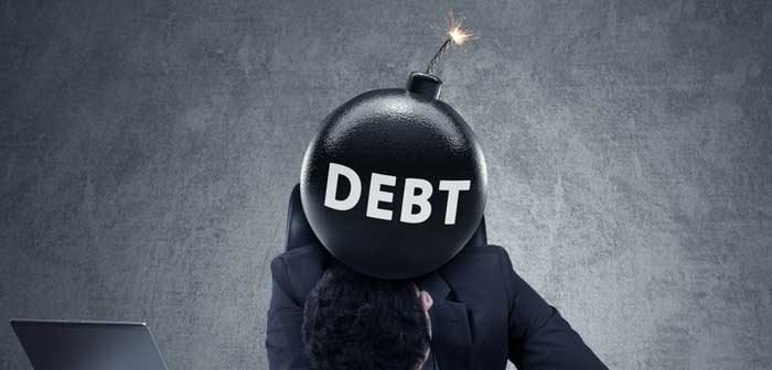 U.S. Debt Crushing the Real Economy