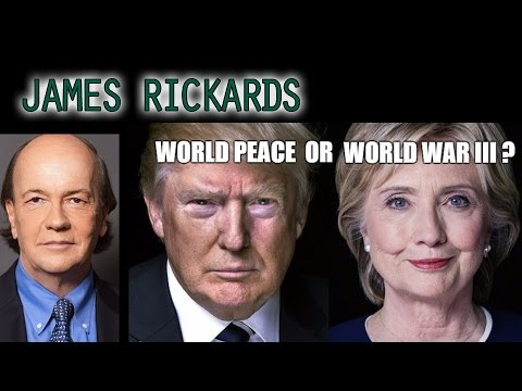 Discussing the Elite Agenda & 2016 Election with Jim Rickards