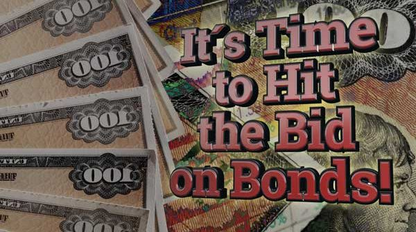 Its Time to Hit the Bid in Bonds