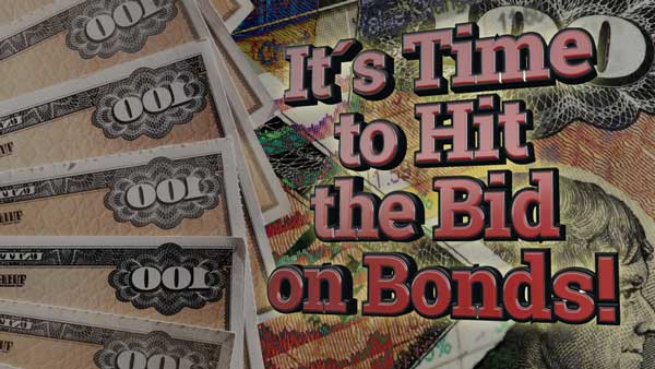 It's Time to Hit the Bid in Bonds! – Doug Casey Interview