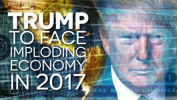 Trump to Face Imploding Economy in 2017 – David Stockman's Predictions