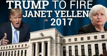 Trump to Fire Janet Yellen; Rates to Rise - Mike Swanson Interview