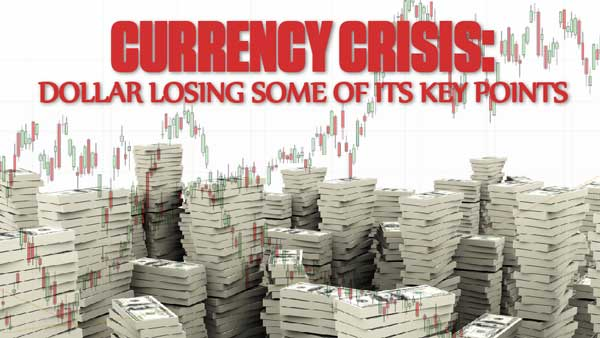 Currency Crisis: Dollar Losing Some of its Key Points – Axel Merk