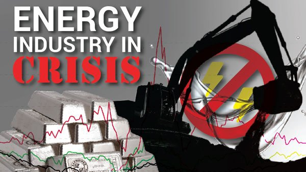 Energy Industry in Crisis – Steve St Angelo Interview, SRSRoccoReport.com