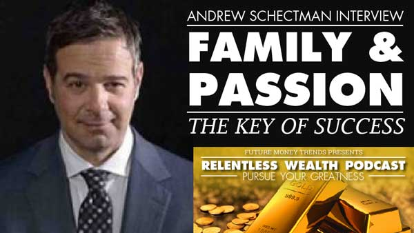 Family and Passion, The Key of Success – Andrew Schectman of Miles Franklin