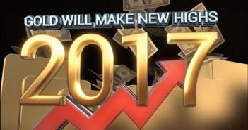 Here is Why Gold Will Make New Highs in 2017