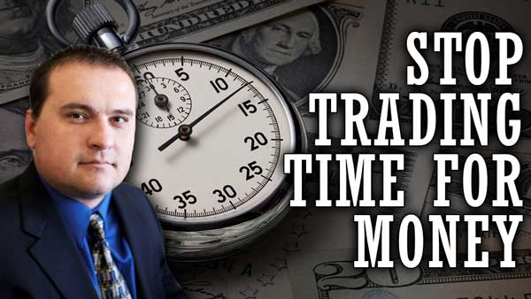 Stop Trading Time for Money: Daniel Answers Your Questions – Relentless Wealth Podcast w/ Alton Hill
