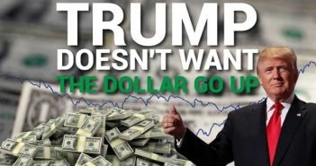 Trump Doesn't Want The Dollar to Go Up - Mike Swanson