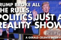Trump Broke all the Rules, Politics Just a Reality Show - Gerald Celente Interview