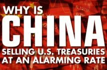 Why is China Selling U.S. Treasury's at an Alarming Rate