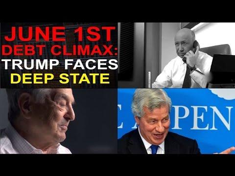 June 1st: Deep State to Overthrow Trump