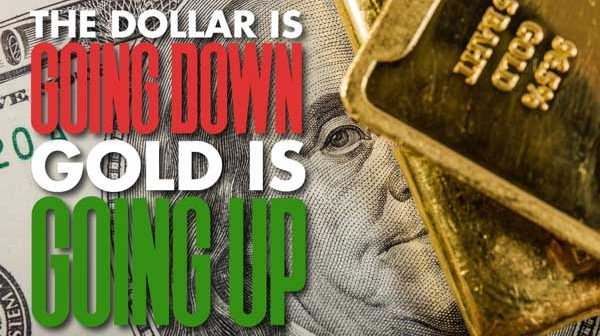 The Dollar is Going Down, GOLD is Going Up! - Gary Christenson Interview
