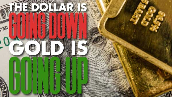 The Dollar is Going Down, GOLD is Going Up! – Gary Christenson Interview