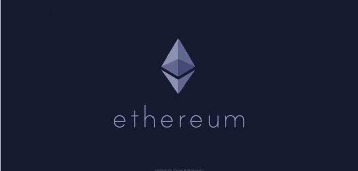 Ethereum Logo BG