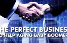 The Perfect Business to Help Aging Baby Boomers - Gene Guarino Interview