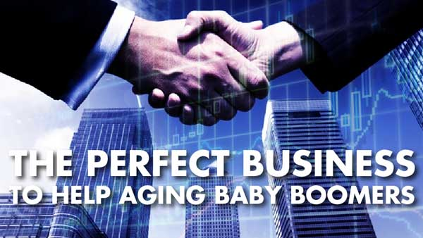 The Perfect Business to Help Aging Baby Boomers – Gene Guarino Interview