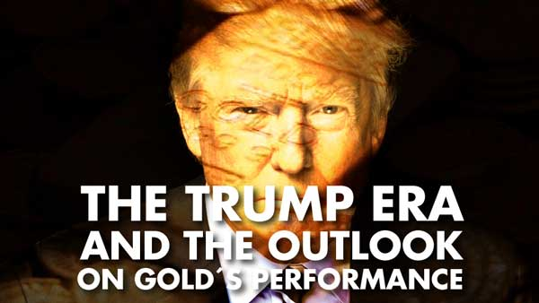 The Trump Era And The Outlook On Gold's Performance – Bill Holter Interview