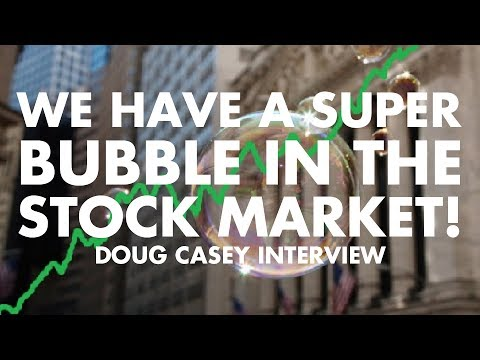 Government Issued Currency In Crisis, Gold and Cryptos: Doug Casey