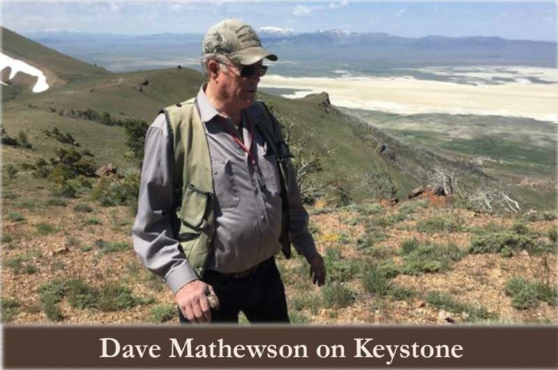 David Mathewson on Keystone