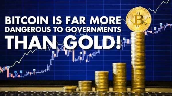 Bitcoin Is Far More Dangerous To Governments Than Gold! - Andy Hoffman Interview